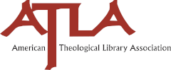 Logo of ATLA (American Theological Library Association)