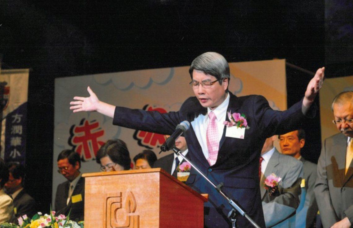 翁傳鏗牧師